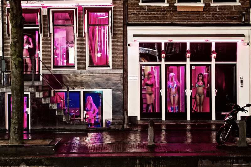 Consider, that amsterdam club strip pity, that