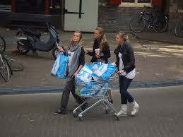 AH shopping