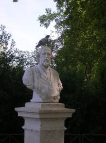 Gianicolo, Garibaldi