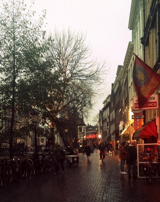 Utrecht Sinterklaas shoppen