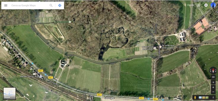 Google maps Amelisweerd