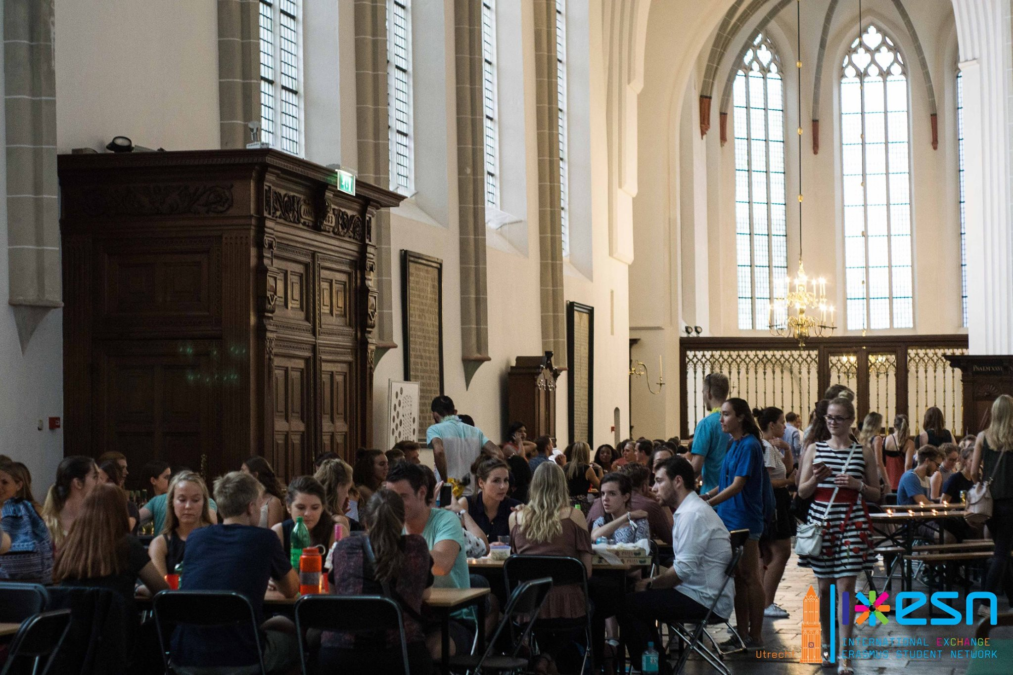 The ESN Utrecht introduction week: The best week of your