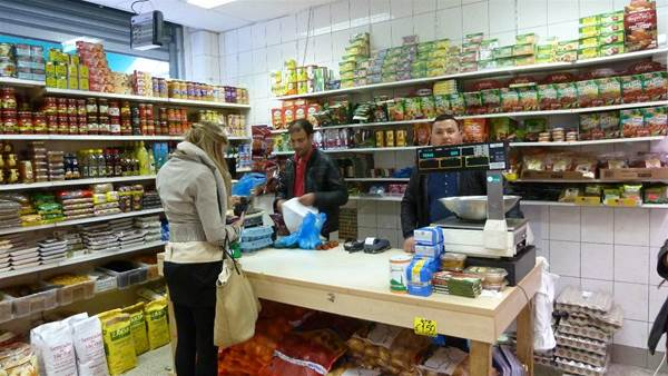 turkish supermarket