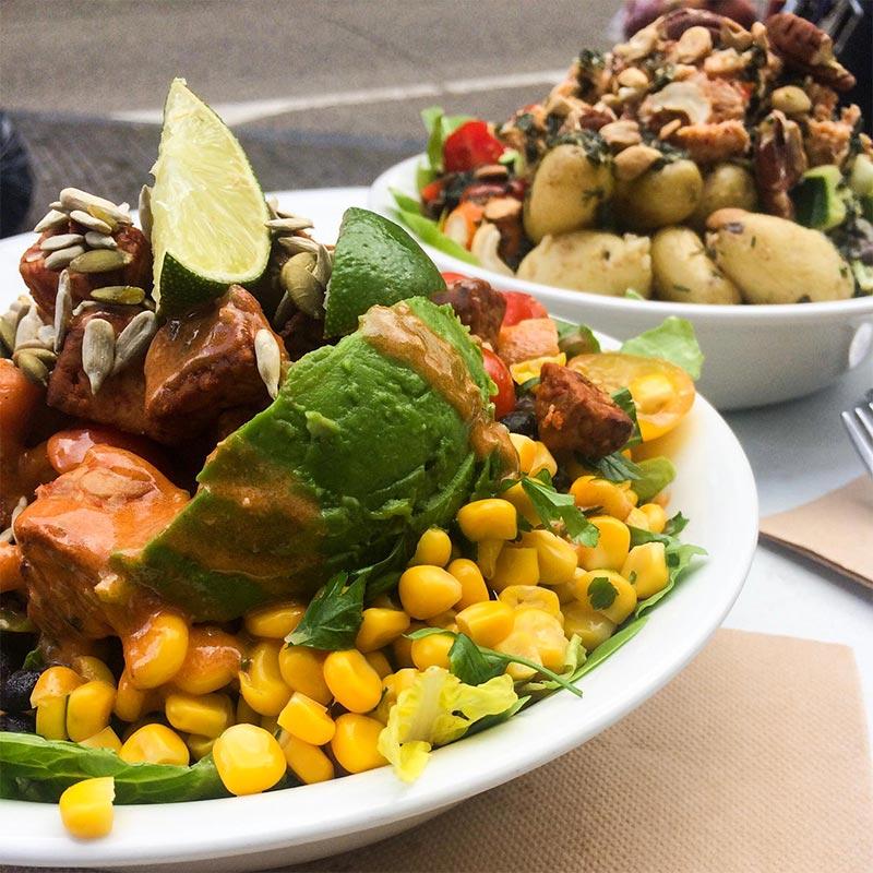 Vegetarian restaurants Utrecht Sla